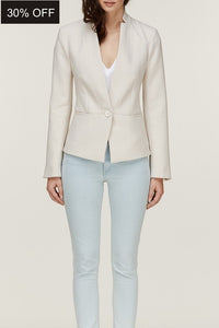 Soia&Kyo Taisia Tailored Jacket Pearl