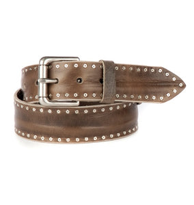 Brave Vigi studded leather belt