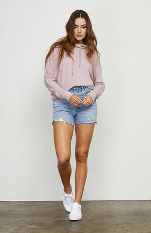 Gentle Fawn Verse Long Sleeve top in Lt Mauve