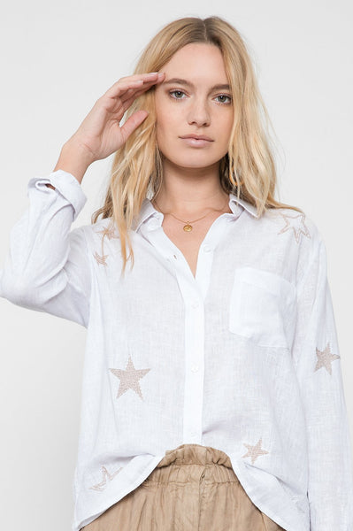 Rails 200-766-1108 Charli Rosegold Star top