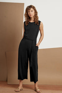 Velvet Kitt Cotton Slub Jumpsuit