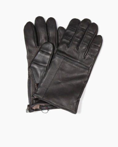John Varvatos ARTICULATED LEATHER Gloves