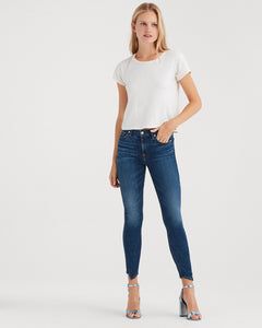 Seven For All Mankind Ankle Skinny Echo