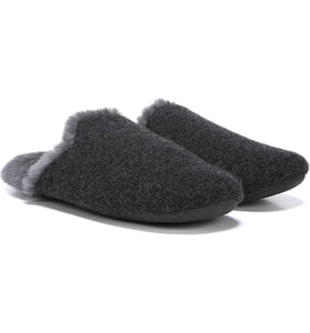 Vince Cadie shearling lined slipper