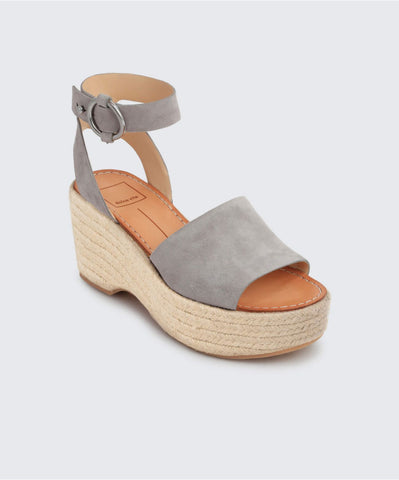 Dolce Vita Lesly Wedge Rattan
