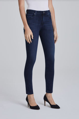 AG Farrah Ankle Skinny in Disarrayed