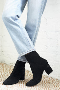Free People Cecile Boot - Black