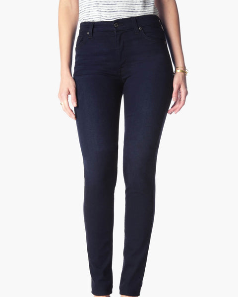 Seven For All Mankind FW0211913A BBRT High Waist Skinny jean