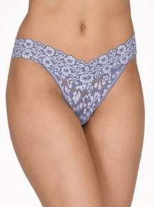 hanky panky cross dye original rise thong