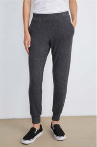 Velvet Zolia04 Cozy Lux Pant in Anthracite