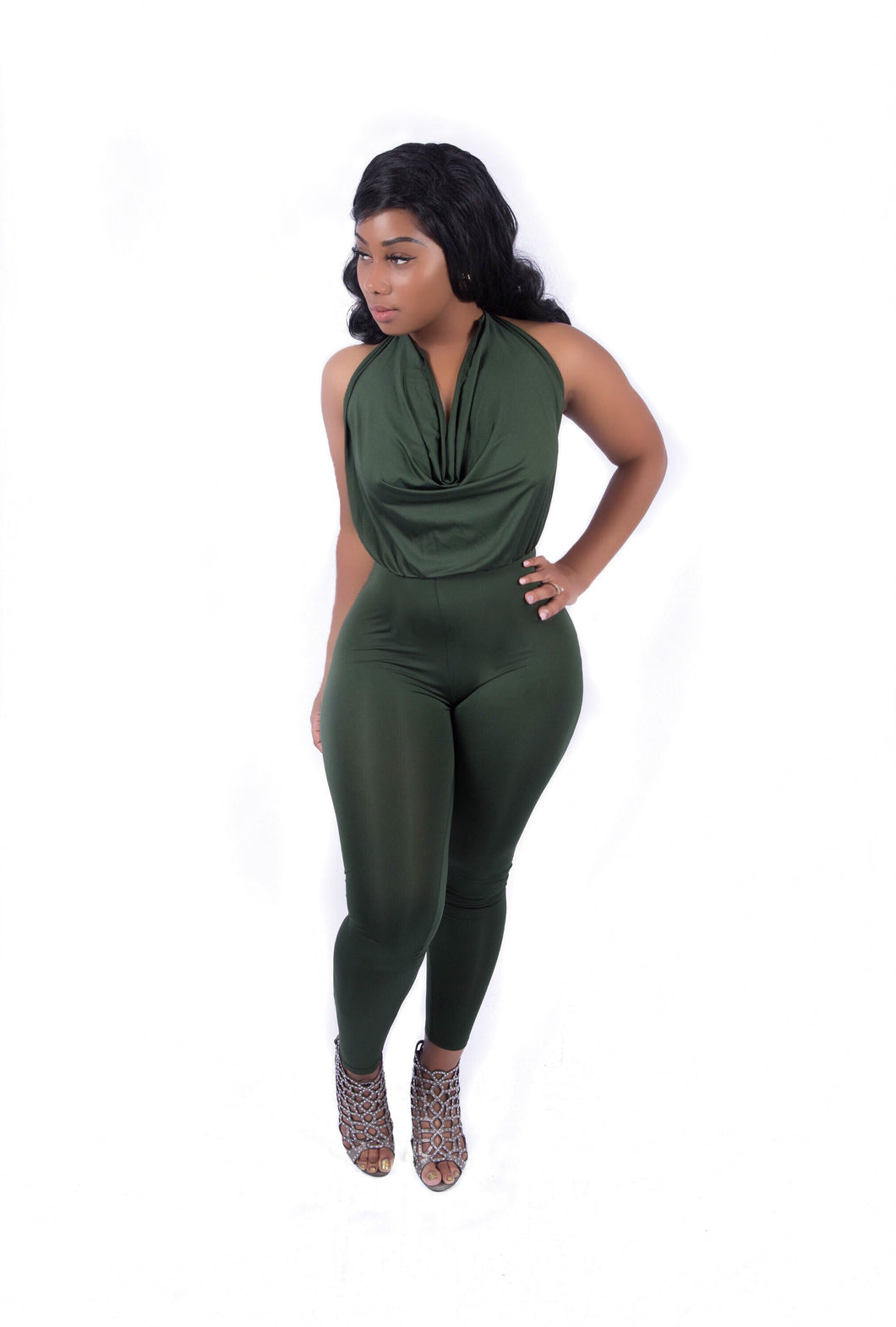 """Ladies Night"" Jumpsuit"