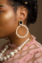 """Pearl Beauty"" Earrings"