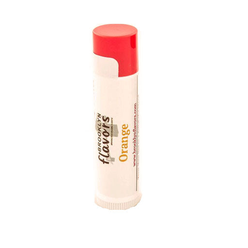 Brooklyn Flavors Lip Butter Balm Orange