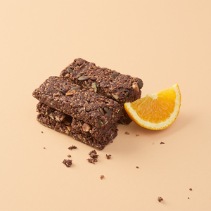 Cocoa & Orange Keto Bar