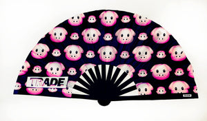 LIMITED EDITION: TRADE Pig Emoji Fan
