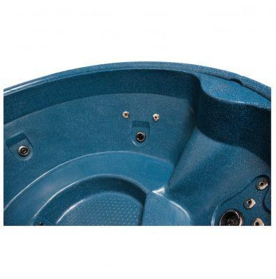 Quatrospa 5-6 Person RotoSpa Hot Tub Midnight Blue - World of Pools