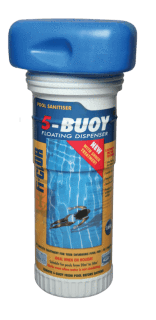 fi clor 5 buoy multifunction chlorine dispenser - world of pools fi clor pool chemical