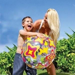 Beach Ball Intex - World of Pools