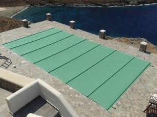 Calypso Swimming Pool Safety Cover - World of Pools