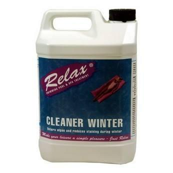 Relax Cleaner Winter 5lt For Swimming Pools - World of Pools