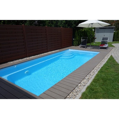 Colorado Fiberglass One Piece Swimming Pool - World of Pools