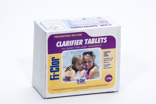 Fi-Clor Clarifier Tablets 1.25kg For Swimming Pools - World of Pools