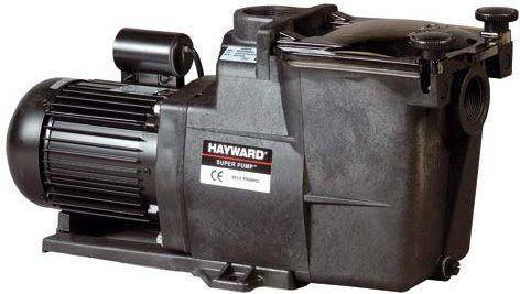 Hayward Super Pump For Inground Swimming Pools - World of Pools