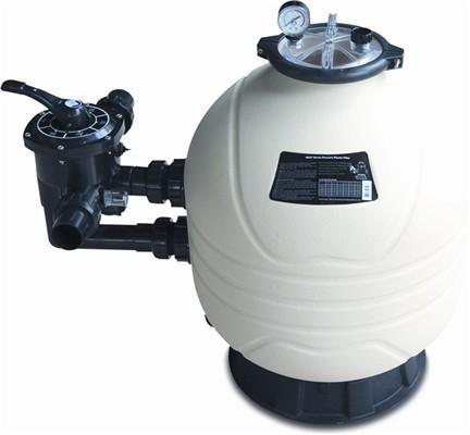 Mega MFS Side Mount Swimming Pool Sand Filter - World of Pools
