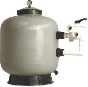 Mega Side Mount Swimming Pool Sand Filter - World of Pools