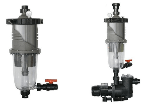 Multicyclone Filtration Device