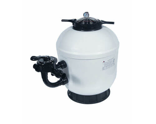 Superpool Side Mount Sand Filter For Swimming Pools - World of Pools