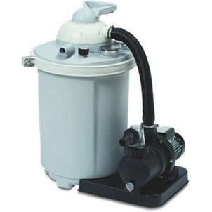 Large Above Ground Swimming Pool Pump & Filter Combo - World of Pools