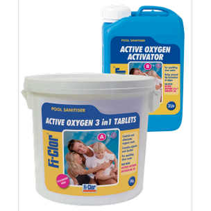 Fi-Clor Active Oxygen - World of Pools