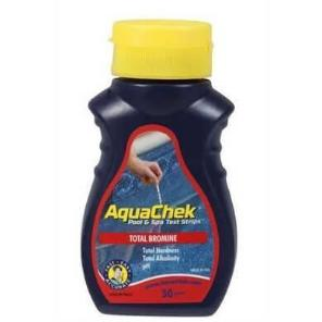 Aquachek Bromine Test Strips - World of Pools