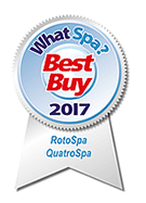 duraspa best buy what spa award 2016 and 2017