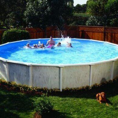 Doughboy 16ft x 28ft Regent Oval Swimming Pool - World of Pools