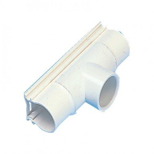 Easy Drain Plus Swimming Pool Drainage System Downspout 50mm - World of Pools