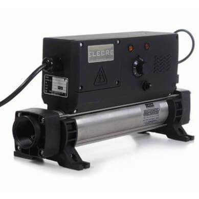 Elecro Titanium Swimming Pool Heater - World of Pools