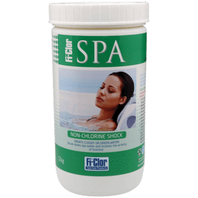 Fi-Clor Spa Non Chlorine Shock 1.2kg For Hot Tubs - World of Pools