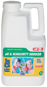 Fi-Clor pH & Alkalinity Reducer (Minus) For Swimming Pools 7kg - World of Pools