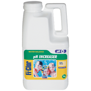 Fi-Clor pH Increaser For Swimming Pools 5kg - World of Pools