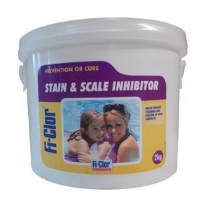 Fi-Clor Stain & Scale Inhibitor For Swimming Pools - 2kg - World of Pools