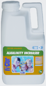 Fi-Clor Alkalinity Increaser 5kg For Swimming Pools - World of Pools