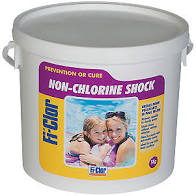 Fi-Clor Non Chlorine Shock 5kg - World of Pools