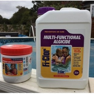Fi-Clor Winter Closing Chemical Kit For Swimming Pools - World of Pools