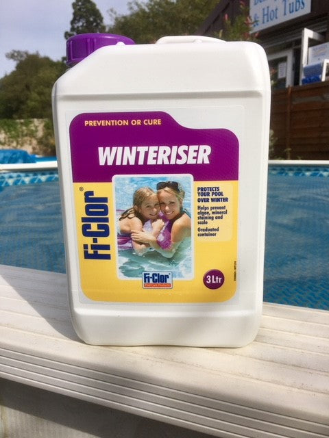 Fi-Clor Winteriser - Non Copper Algicide, Scale & Stain Reducer - World of Pools