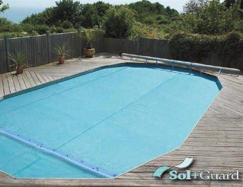 Sol+Guard Geobubble Swimming Pool Solar Cover - World of Pools