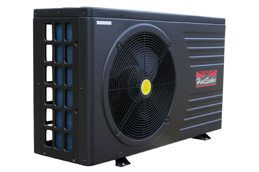 heatseeker inverter swimming pool heat pump