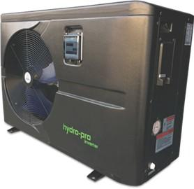 Hydro-Pro Z Type Inverter Swimming Pool Heat Pump - All Year Round Model - World of Pools