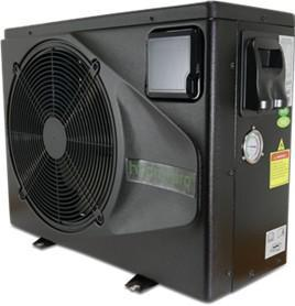 Hydropro P20 Swimming Pool Heat Pump - R32 Gas - World of Pools